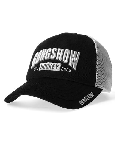 GONGSHOW ON THE TEAM CAP