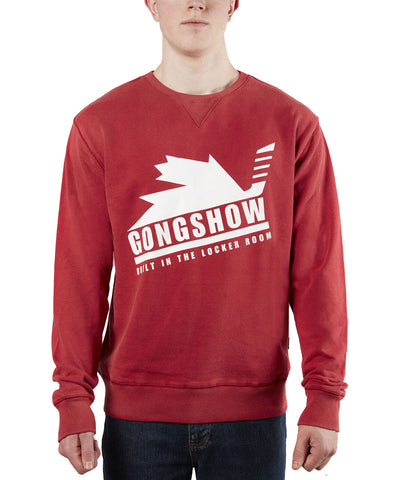 GONGSHOW CANUCK CREW MEN'S SWEATER
