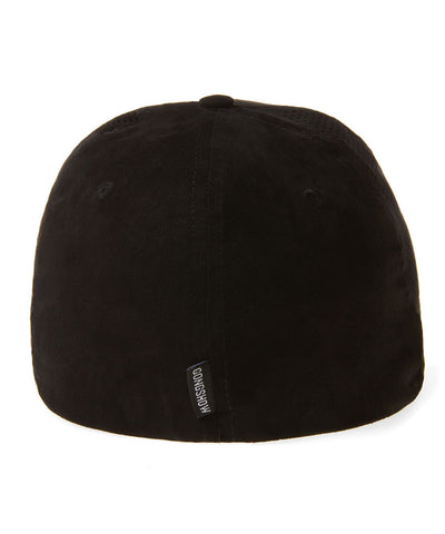 GONGSHOW GOAL LIGHT BLACK MEN'S CAP