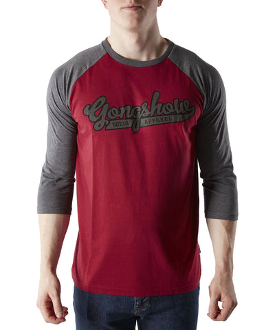 GONGSHOW THE SHOW IN GONGSHOW MEN'S T-SHIRT