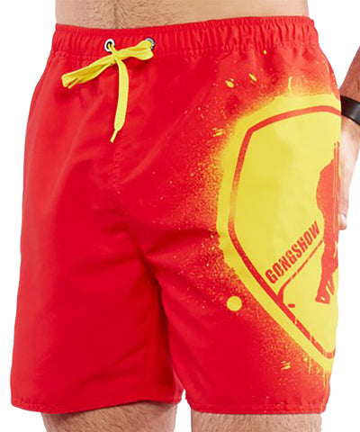 GONGSHOW FEEL THE HEAT MEN'S SHORTS