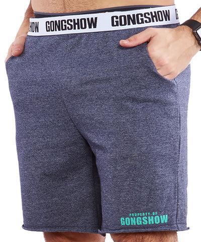 GONGSHOW HIP CHECKIN' MEN'S JOGGER SHORTS