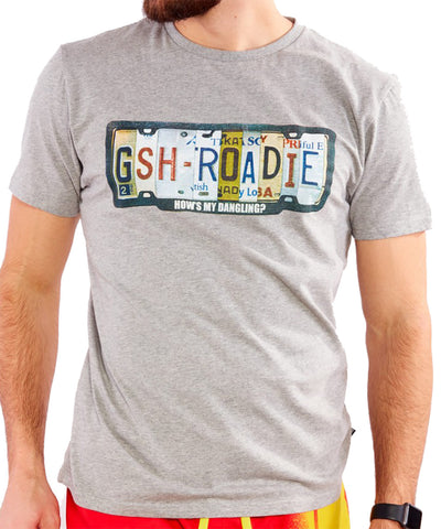 GONGSHOW GSH-ROADIE MEN'S T-SHIRT
