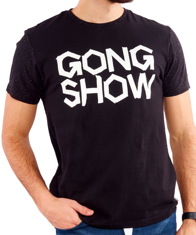 GONGSHOW BOLD STATEMENT MEN'S T-SHIRT