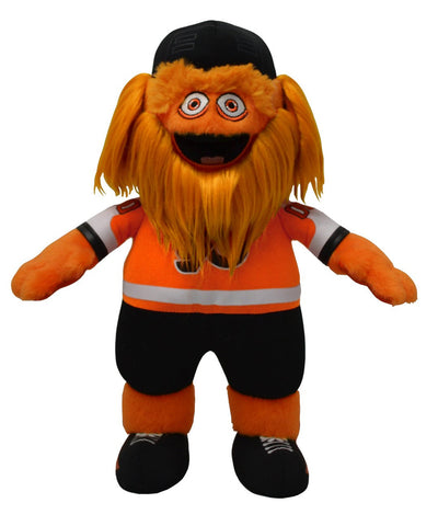 "GRITTY PHILADELPHIA FLYERS MASCOT 10"" PLUSH BLEACHER CREATURE"