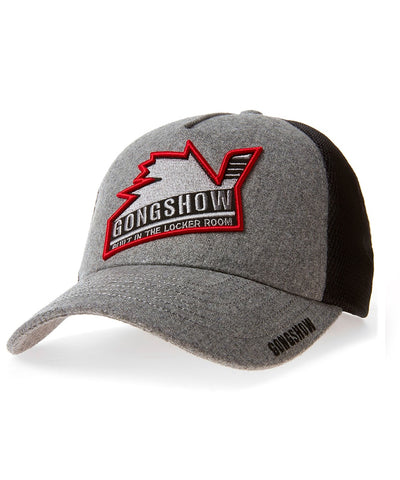 GONGSHOW HOCKEY SR BLOODY CANUCK HAT
