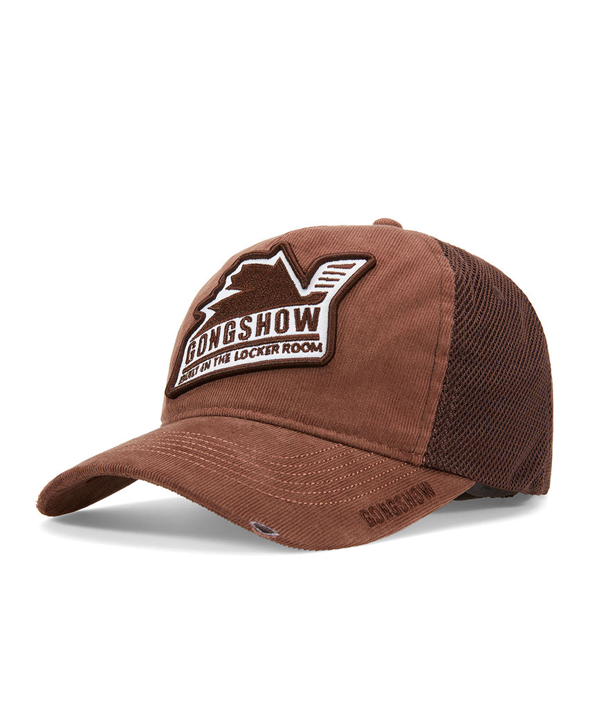 dcefc2d25be2f GONGSHOW MEN S ROUGHED UP HAT – Pro Hockey Life