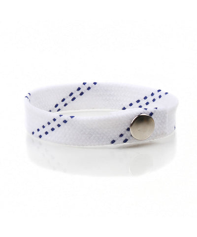 HOWIES HOCKEY LACE BRACELET - WHITE
