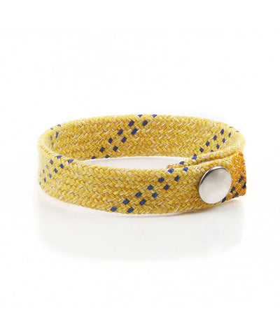 HOWIES HOCKEY LACE BRACELET - YELLOW
