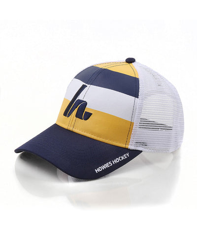 HOWIES HOCKEY MEN'S POST-GAME LID - YELLOW/BLUE