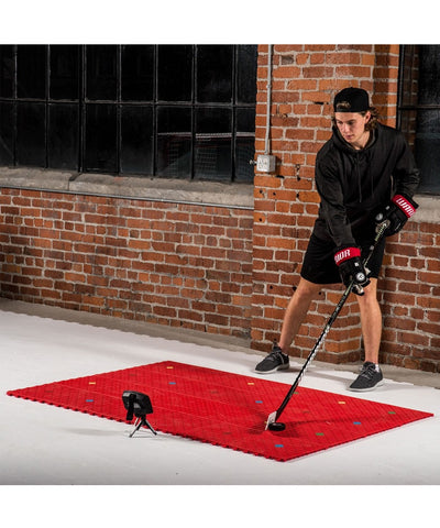 HOCKEY SHOT DANGLE TRAINING SYSTEM