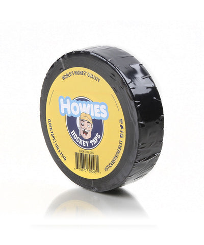 HOWIES HOCKEY STICK TAPE - BLACK