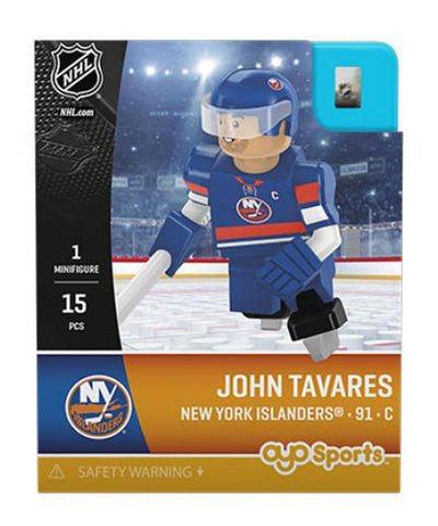 OYO SPORTS NEW YORK ISLANDERS TAVARES GEN 2 MINIFIGURE