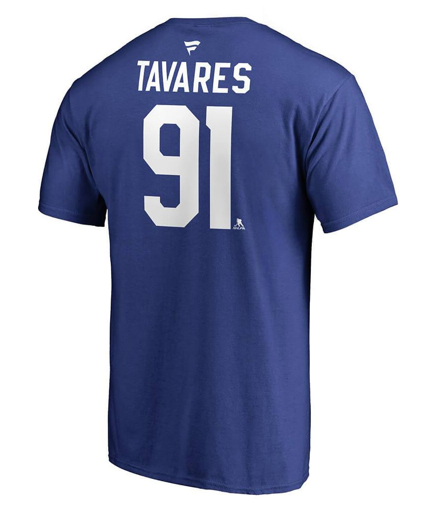 aa71af6a4 JOHN TAVARES TORONTO MAPLE LEAFS FANATICS MEN S NAME   NUMBER T SHIRT – Pro  Hockey Life