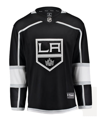 1dff6559b FANATICS LOS ANGELES KINGS MENS HOME BREAKAWAY JERSEY ...