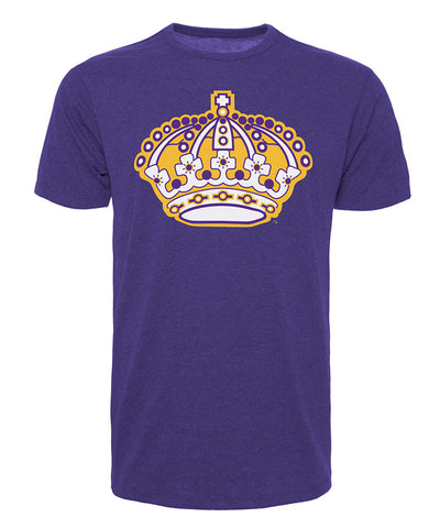 LOS ANGELES KINGS 47 BRAND MEN'S VINTAGE CLUB T SHIRT