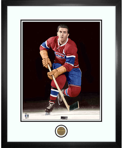 MAURICE RICHARD MONTREAL CANADIENS ICONS COLLECTION - 18X22