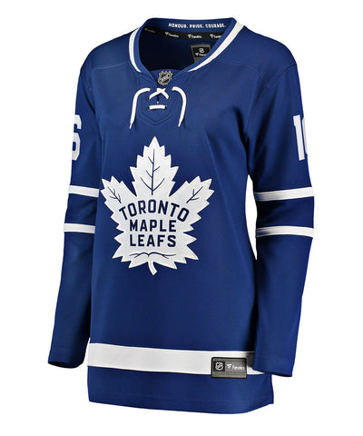 MITCH MARNER TORONTO MAPLE LEAFS FANATICS WOMEN'S BREAKAWAY JERSEY