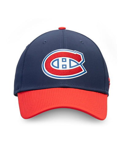 MONTREAL CANADIENS FANATICS MEN'S AUTHENTIC PRO 2019 NHL DRAFT HAT