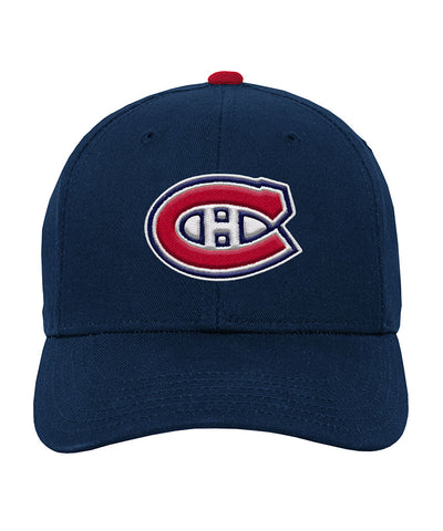 MONTREAL CANADIENS KID'S PRIMARY LOGO HAT
