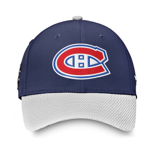 MONTREAL CANADIENS MEN'S 2021 LOCKER ROOM PLAYOFF HAT