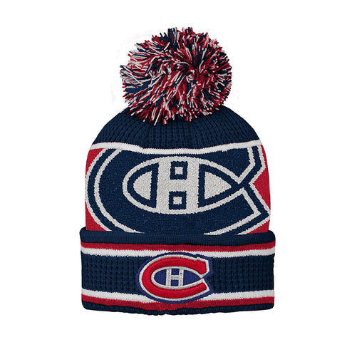 MONTREAL CANADIENS NHL100 CLASSIC CUFFED KNIT BEANIE