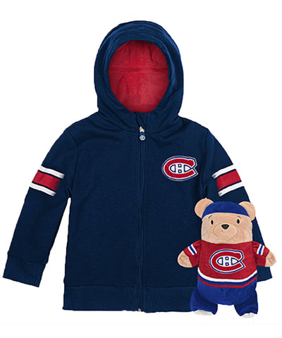 MONTREAL CANADIENS TODDLER NHL CUBCOATS