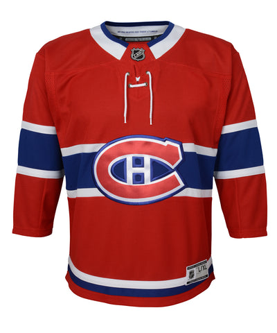 MONTREAL CANADIENS YOUTH PREMIER JERSEY