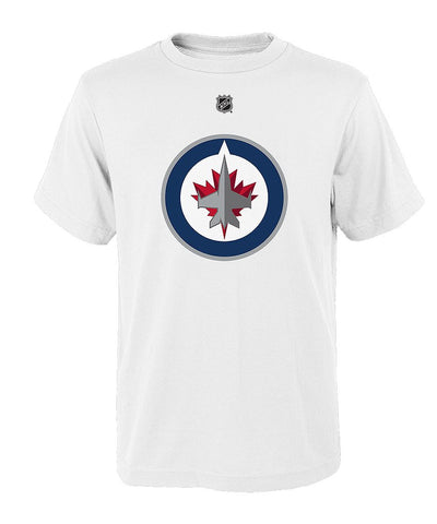 MARK SCHEIFELE WINNIPEG JETS KIDS NAME AND NUMBER T SHIRT