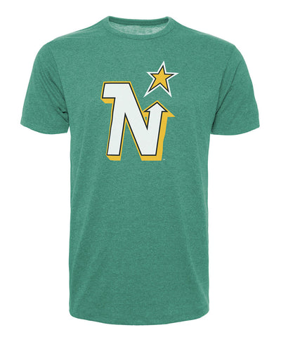 MINNESOTA NORTH STARS 47 BRAND MEN'S VINTAGE CLUB T SHIRT