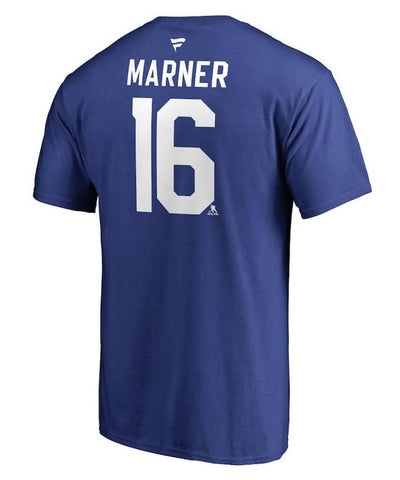 MITCH MARNER TORONTO MAPLE LEAFS FANATICS MEN'S NAME AND NUMBER T SHIRT