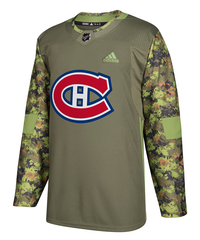 Jersey Canadiens Authentic Canadiens Authentic