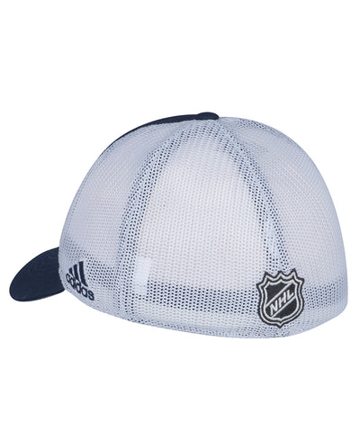 MONTREAL CANADIENS ADIDAS MESHBACK SLOUCH FLEX HAT