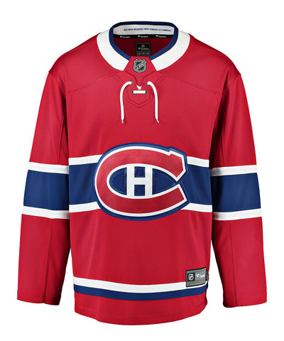 FANATICS MONTREAL CANADIENS MENS HOME BREAKAWAY JERSEY