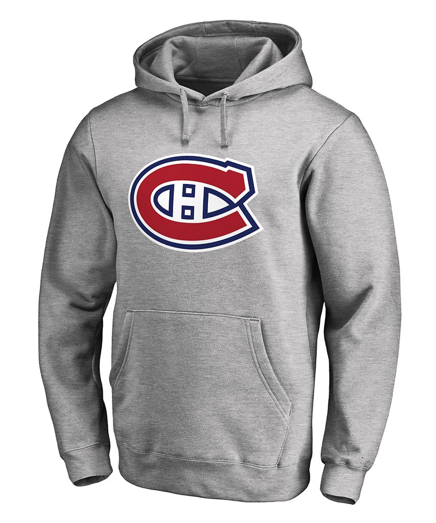 MONTREAL CANADIENS FANATICS MEN S PRIMARY LOGO HOODIE – Pro Hockey Life 153f19b5514