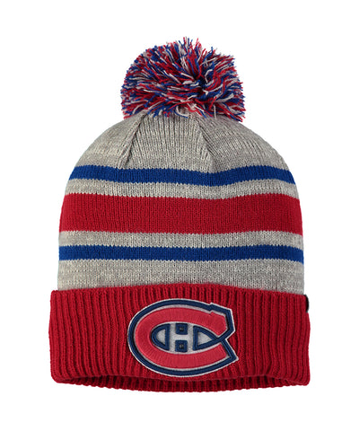 MONTREAL CANADIENS FANATICS TRUE CLASSIC COLLEGIATE KNIT TOQUE