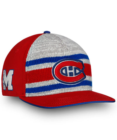 FANATICS MONTREAL CANADIENS TRUE CLASSIC DISPATCH SNAPBACK HAT