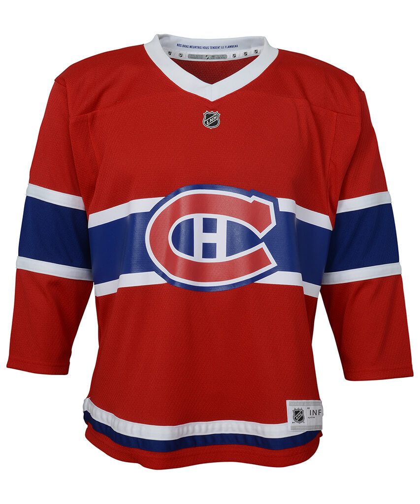 new product 861ee b623e MONTREAL CANADIENS INFANT REPLICA JERSEY
