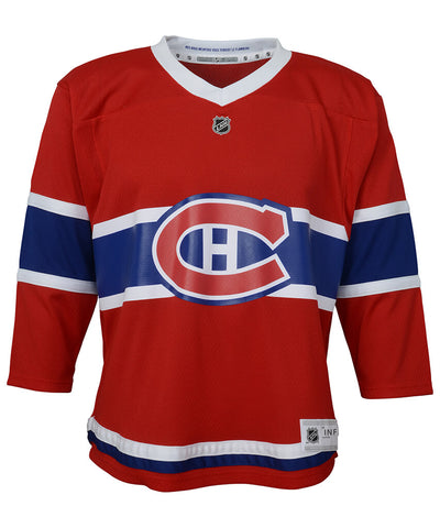 MONTREAL CANADIENS INFANT REPLICA JERSEY