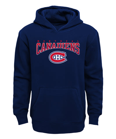 MONTREAL CANADIENS KID'S FADEOUT HOODIE