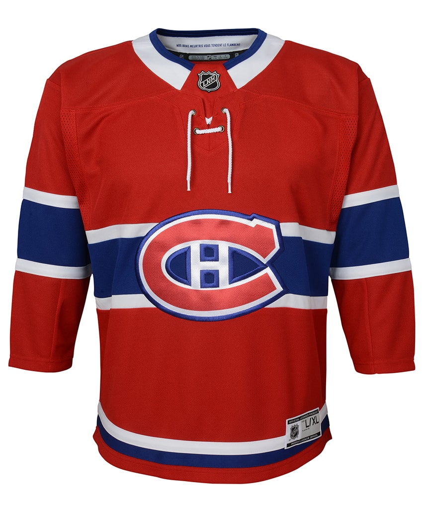 ccd82bf2902 ... denmark montreal canadiens junior premier jersey 1d48c 45c95
