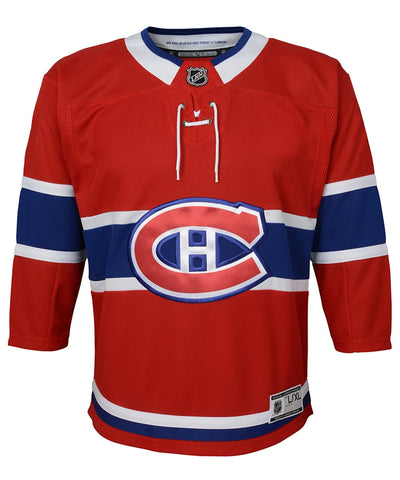 MONTREAL CANADIENS KID'S PREMIER JERSEY