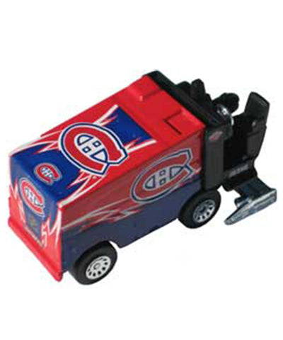 MONTREAL CANADIENS NHL DIE CAST ZAMBONI