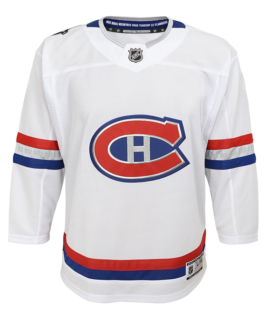 online retailer 538f2 724f1 MONTREAL CANADIENS 2018 NHL100 CLASSIC KID'S JERSEY