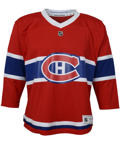 MONTREAL CANADIENS YOUTH REPLICA JERSEY