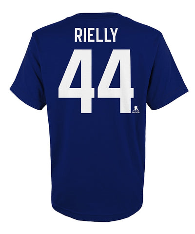 MORGAN RIELLY TORONTO MAPLE LEAFS JUNIOR PLAYER T SHIRT