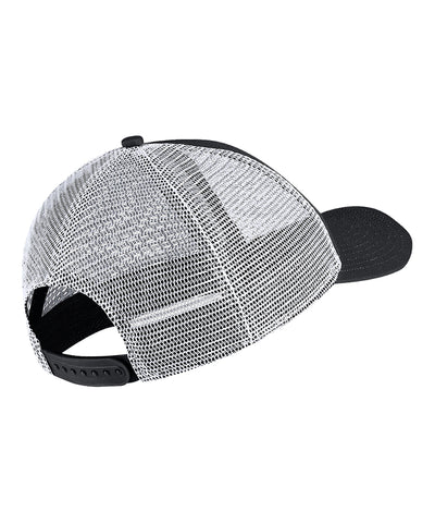 NIKE MEN'S C99 TRUCKER HAT - BLACK