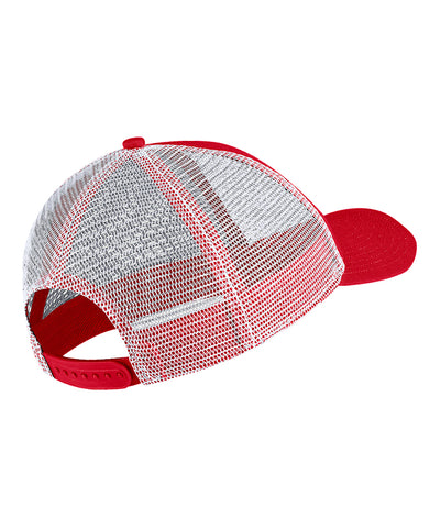NIKE MEN'S C99 TRUCKER HAT - RED