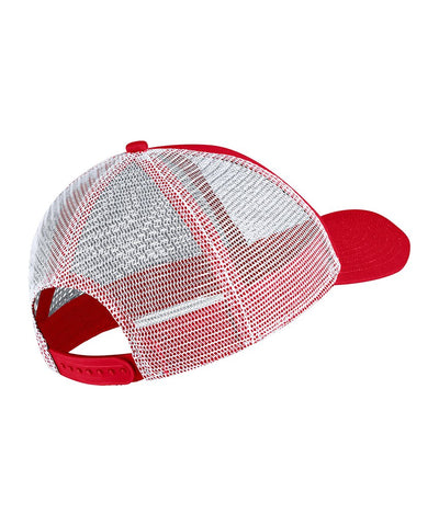 NIKE TEAM CANADA MEN'S C99 TRUCKER HAT - RED