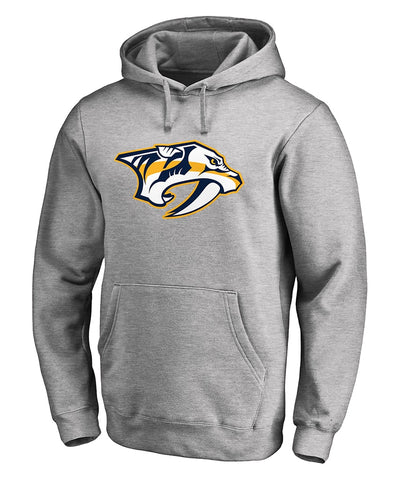 NASHVILLE PREDATORS FANATICS MEN'S PRIMARY LOGO HOODIE